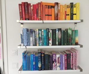 book store, books, and bookshelf image