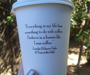 cafe, gilmore girls, and life image
