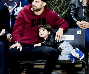Barcelona, gerard piqué, and cute image