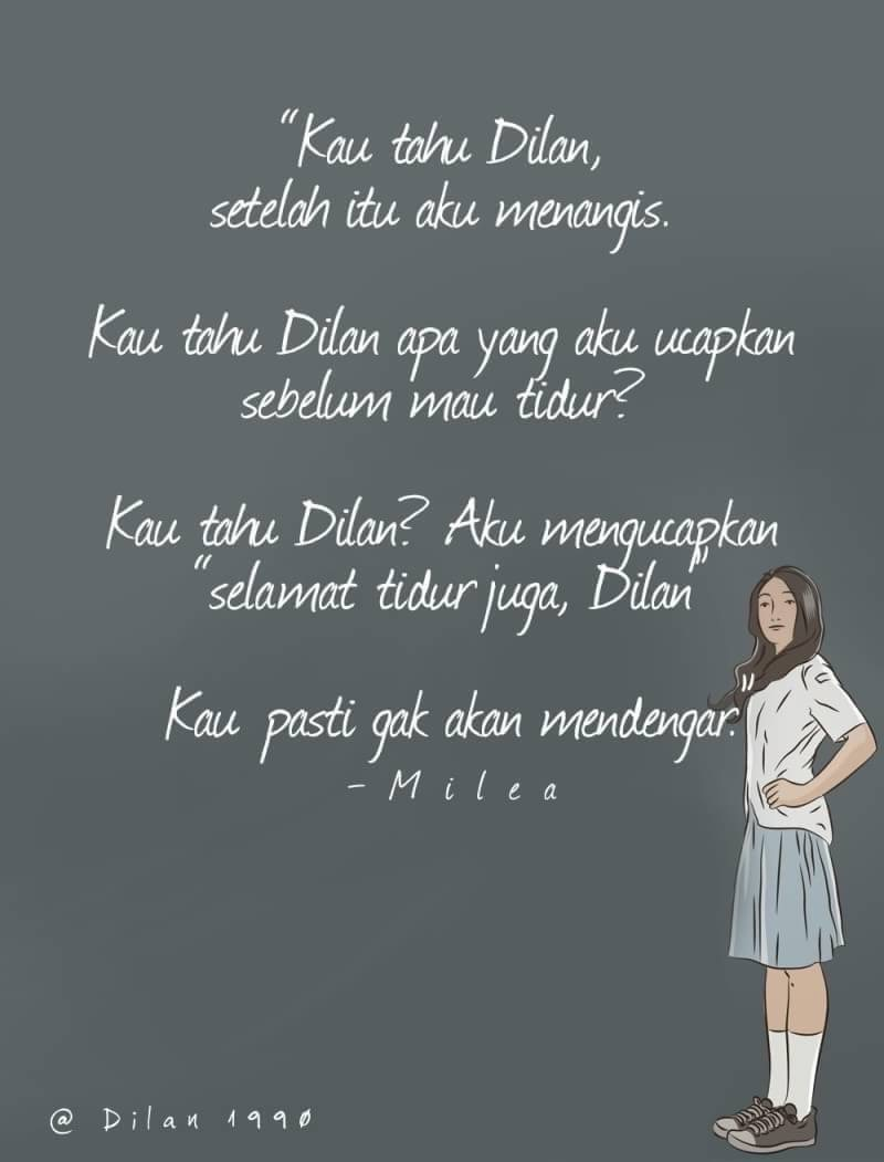 image about quotes in d i l a n 💖 by nona ratu