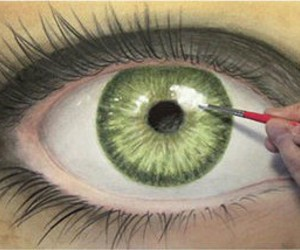 eye, eyes, and drawing image
