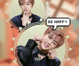 jin, wallpaper, and bts image