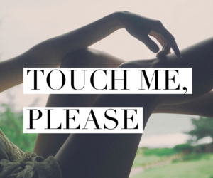 art, please, and touch me image