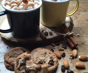 coffee, Cookies, and chocolate image