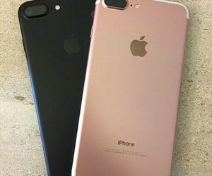 apple, iphone, and black image