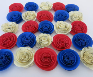 etsy, paper flowers, and party decorations image