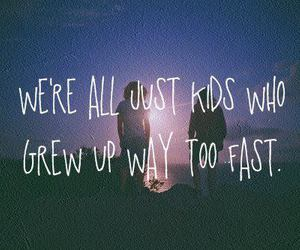 kids, quotes, and text image