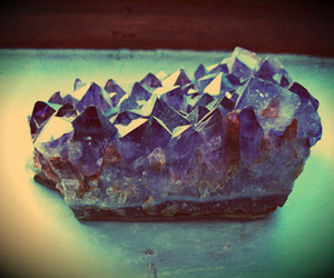 crystal, indie, and lomography image