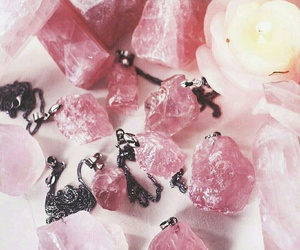 accessories, candles, and crystals image
