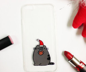 cat, iphone case, and cute cat image