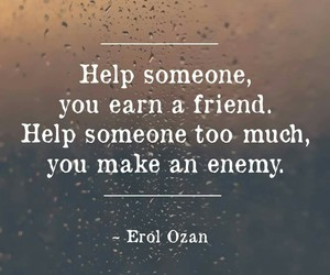 enemy, friend, and help image