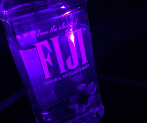 bottle and purple image