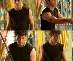 shadowhunters, matthew daddario, and alec image