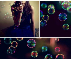 bubbles, never too old, and age does not matter image