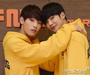 kpop, rowoon, and inseong image