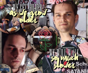 bands, edit, and P!ATD image