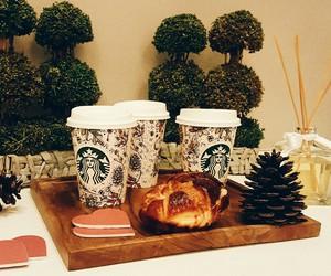 autumn, coffee, and design image
