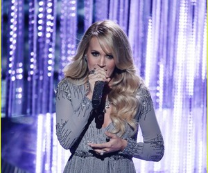 beautiful, concert, and carrie underwood image