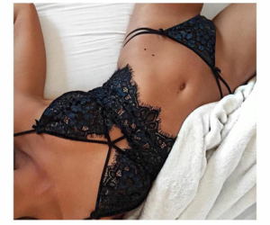 lace and lingerie image