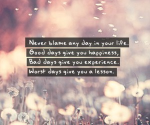quote, life, and lesson image