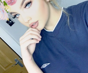 gorgeous, site model, and makeup goals image
