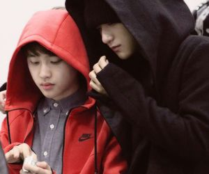 exo, d.o, and tao image