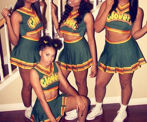 bring it on, Cheerleaders, and melanin image