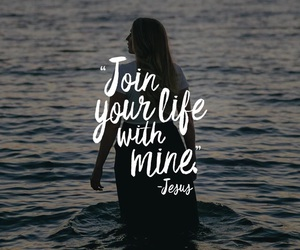 jesus, child of god, and your life image