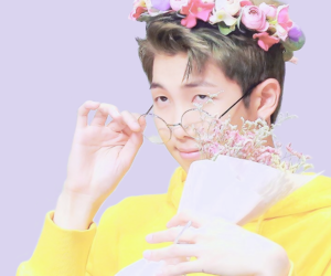 asian, fashion, and rap monster image