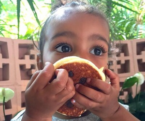 north west, cute, and baby image