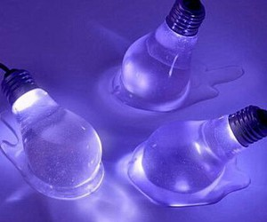light, purple, and aesthetic image