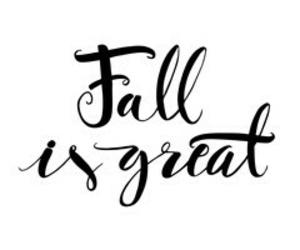 autumn, fall, and handwriting image