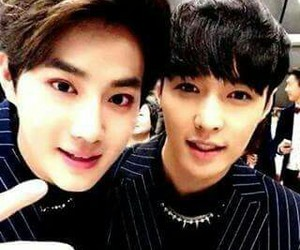exo, sulay, and kpop image