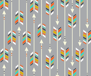 arrows, grey, and patterns image