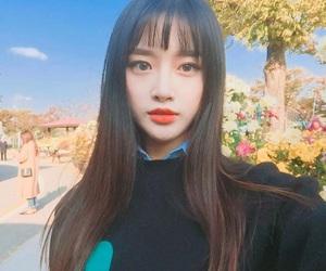 korea, asian, and girl image