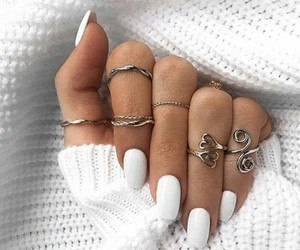 accessory, nails, and amazing image
