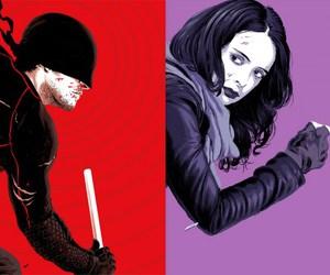 daredevil, Marvel, and netflix image