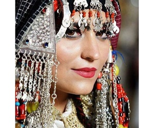 Libya, traditional clothes, and libyan girl image