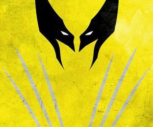 wolverine and wallpaper image