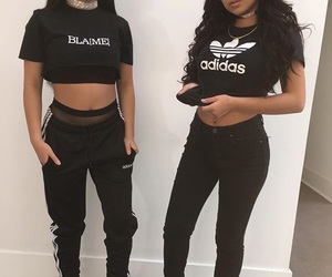 style, adidas, and outfit image