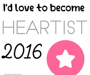heartist, girl, and we heart it image