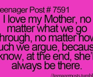 mom, mother, and quotes image