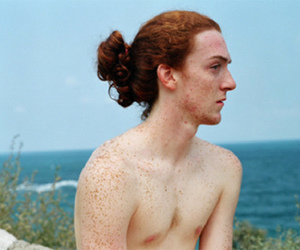 freckles, ginger, and pale image