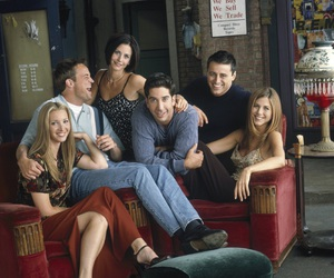 90s, friends, and f.r.i.e.n.d.s image