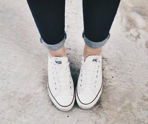 converse, shoes, and all stars image