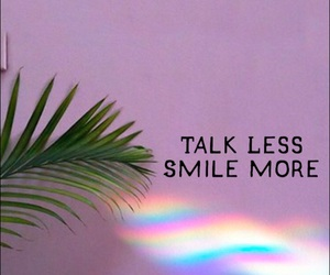 smile, wallpaper, and quotes image