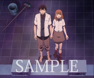 anime, love, and naho image