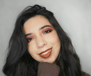 fall, girly, and maquillaje image