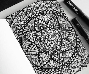 mandala, picture, and perfect image