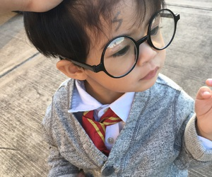 baby, harry potter, and kids image